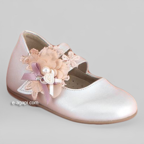 Baby girl shoes Baptism shoes Toddler leather shoes White flowergirl shoes